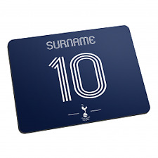 Tottenham Hotspur F.C - Personalised Mouse Mat (RETRO SHIRT)