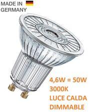 OSRAM FARETTO LED GU10 4,6W - 50W  36°4,6W/830 DIM 230V