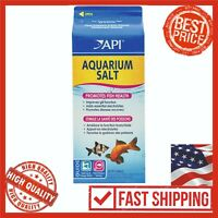 API Aquarium Salt Promotes Fish Health Disease Recovery Freshwater Changing Wate