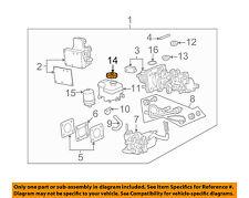 Hummer GM OEM 06-10 H3-Brake Master Cylinder/other Reservoir Tank Cap 25950517
