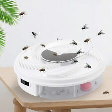 Piège à mouche électrique et rotatif - Neuf