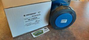 ME 3100R6W Mennekes ME3100R6W  Receptacle, 100A, 250V,  2 P, 3 W, Blue