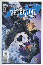 New 52 Batman Detective Comics #6 - 1st Print - 2012 (Grade 9.2)