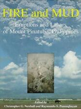Fire and Mud: Eruptions and Lahars of Mount Pinatubo, Philippines-ExLibrary