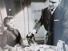 1956 These Wilder Years JAMES CAGNEY BARBARA STANWYCK Original Vtg Photo #501