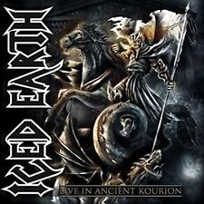 Iced Earth Live in Ancient Kourion UK 180g Vinyl 3lp /new