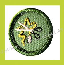 SEWING Junior Girl Scout Badge 1963-79 Patch Scissors Measure Multi=1 Ship Chrg