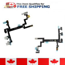 iPhone 5 Power On Off Volume Control Flex Cable
