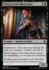 Thorn of the Black Rose foil | nm | Conspiracy: take the crown | Magic mtg