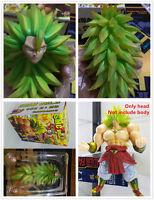 SMC VOL.3 Dragon Ball Super Saiyan 3 III Head (no body) for Bandai SHF Broly