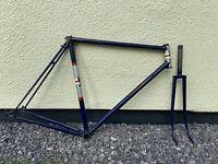 Vintage Clifton Bike Frame, for Eroica restoration