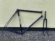 Bike Frame Blue