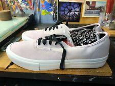 Vans Authentic PRO Velvet Lavender Suede Size US 11.5 Men's VN0A3479UH3 New
