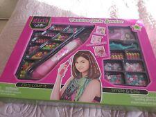 Beader Braider 2 in 1 Hair Girls Beading Braiding large Set Kids Fun Fashion Toy