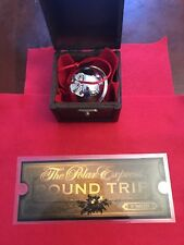 Polar Express Bell In Gift Box With Laminated Ticket