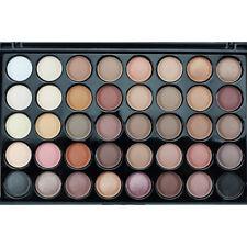 40Color Cosmetic Matte Eyeshadow Cream Eye Shadow Makeup Palette Shimmer Set