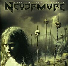 This Godless Endeavor by Nevermore (CD, May-2011, DID)