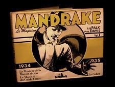 FALK (Lee) / DAVIS (Phil) - Mandrake le Magicien I. 1981.