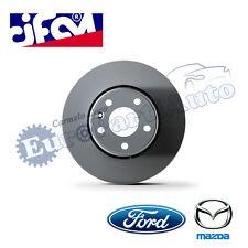 Coppia dischi freno anteriore Ford Fiesta Focus Fusion Ka Puma Mazda 2. 3555344