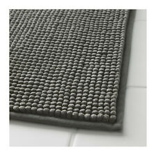 IKEA TOFTBO Anti-Slip Microfibre Bath Mat Bathmat Bathroom Rug 60 x 90cm in Grey