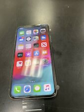 Apple iPhone X AT&T - 256GB Silver - Brand New In Plastic Still White Bad Esn