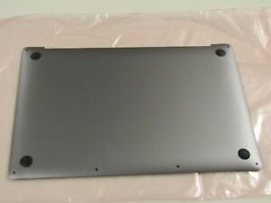 """923-01784 Apple Bottom Case Space Gray For MacBook Pro A1708 13"""" 2017"""