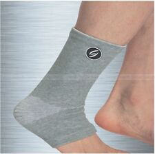 ORTHOPEDIC BAMBOO COMPRESSION ANKLE SUPPORT BRACE GUARD ARTHRITIS PAIN SPORT GYM