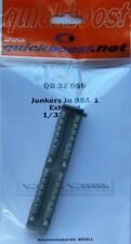 Quickboost 1/32 Junkers Ju88A-1 Exhausts for Revell kit # 32059