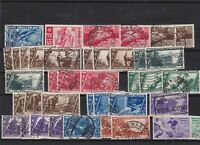 italy 1935 stamps  ref 11838