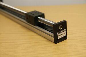 400mm linear screw actuator w/ NEMA23 Stepper Motor CBX1605-400 / 23HS6430