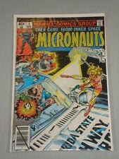 MICRONAUTS #6 VOL 1 MARVEL COMICS JUNE 1979