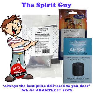 Air Still Fermentation Kit Combo Promo @ $19.99 each By Still Spirits