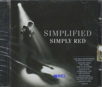 SIMPLY RED + CD + Simplified + 12 Hits + NEU + OVP + Recorded 2005 + TOP +