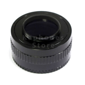 36mm to 90mm M52 To M42 Lens Adjustable Focusing Helicoid Macro Tube Adapter NEW