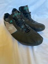 Vintage Specialized Leather Cycling Shoes. Size 47