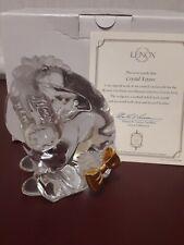 Lenox Disney Crystal Eeyore (Winnie The Pooh) Figure