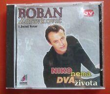 Boban Zdravkovic i Juzni Vetar Niko Nema Dva Zivota 1998 Ex Yugoslavia