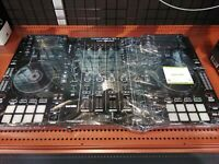 Denon MCX8000 DJ Controller with travel case