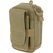 Maxpedition AGR Tactical Phone Utility Pouch Hex Ripstop Smartphone Pocket Tan