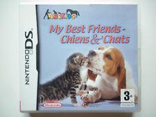 My Best Friends Chiens et Chats Jeu Vidéo Nintendo DS