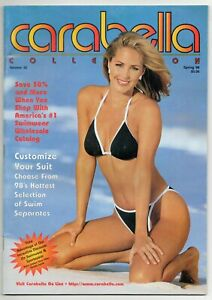 Carabella Collection Catalog Spring 1998 Volume 32 Bikini Magazine