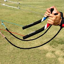 4 Iines Handles Control Bar With Wrist Leash Safety System Power Shut Kites