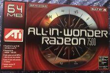 ATI Technologies ATI Radeon 7500 (100711011) 64MB DDR SDRAM AGP 4x/8x...