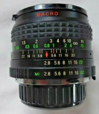 Paragon 24mm f2.8 Prime Lens Manual Focus for Minolta X  Series Film Cameras MD