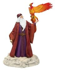 """Enesco Wizard World of Harry Potter Dumbledore with Fawkes 10"""" - 25cm Figurine"""