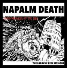 The Earache Peel Sessions 5055006553116 by Napalm Death Vinyl Album