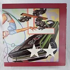 The Cars ‎Heartbeat City EX Vinyl TESTED 60296-1 Gatefold Lyric Sleeve 1st 1984