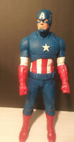 "Captain America Marvel Legends Series Hasbro 16.5"" Action Figure 2016 Avengers"