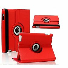 iPad  360° Rotating Stand Case Cover for New 2017 iPad 5th Generation 9.7""