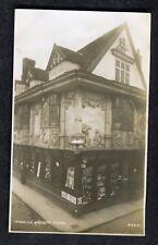 c1920 Views: Shop Front, Ancient House, Ipswich